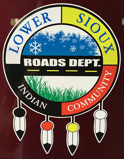 Lower Sioux Roads Department